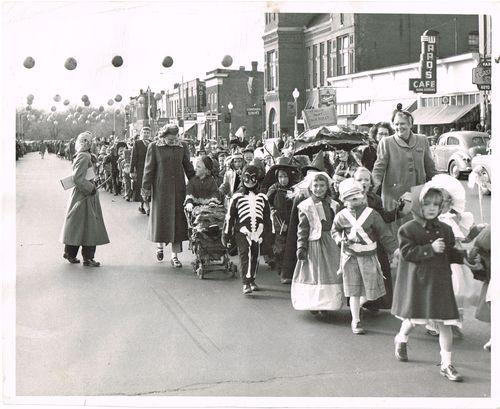 anoka Halloween parade
