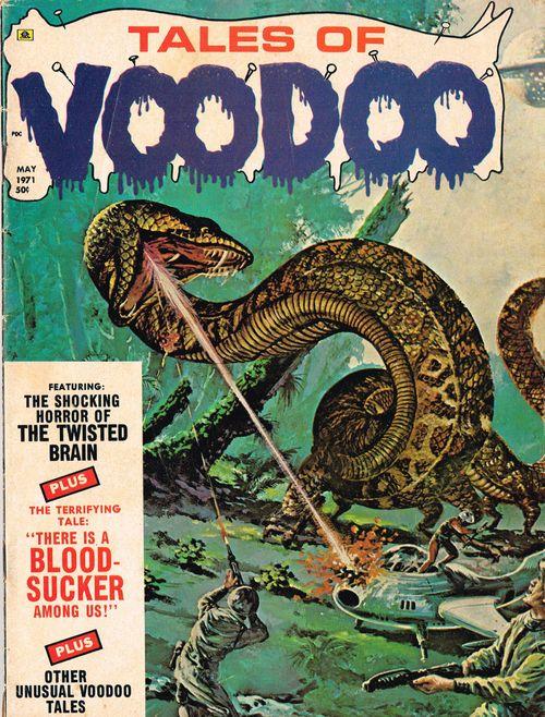 Tales of voodoo v4-3