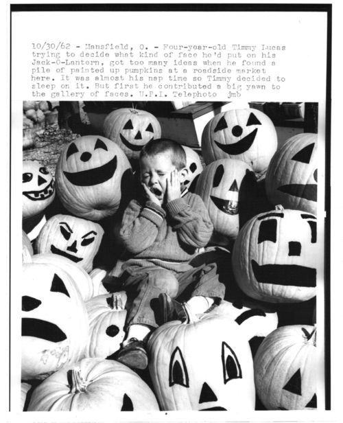 Halloween press photo