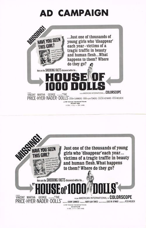 House of 1000 dolls pressbook_0004