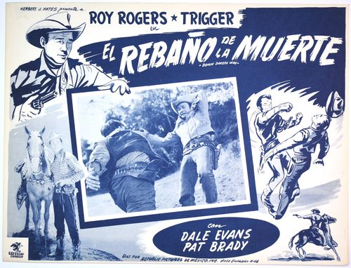 Roy rogers mexican lobby