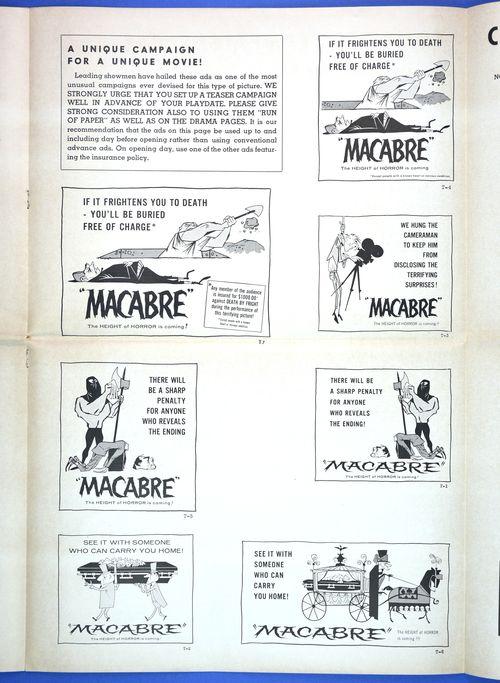 macabre movie pressbook 8