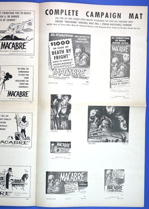 macabre movie pressbook 9