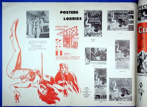 Circus of horrors pressbook 5