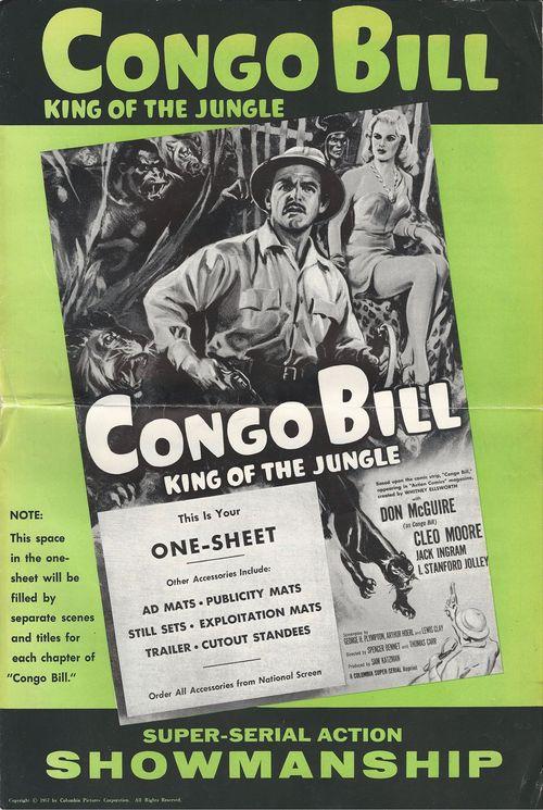Congo bill pressbook 1