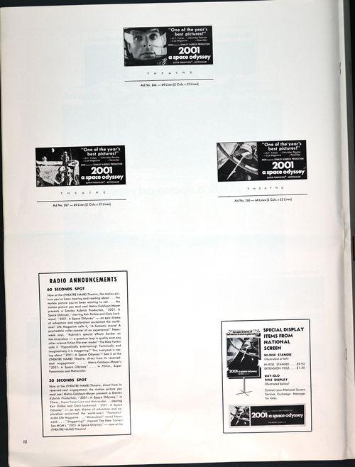 2001 space odyssey pressbook 12