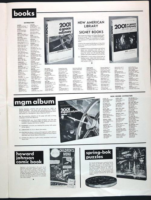 2001 space odyssey pressbook 15