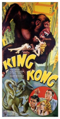 King Kong Three Sheet