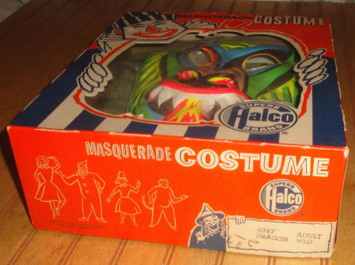 Halco dragon costume 2