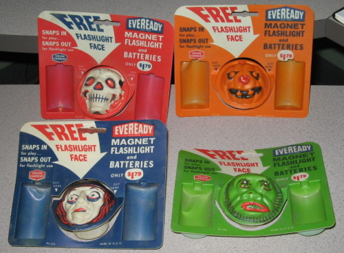 Everready Flashlight-1960s pesdudewelch