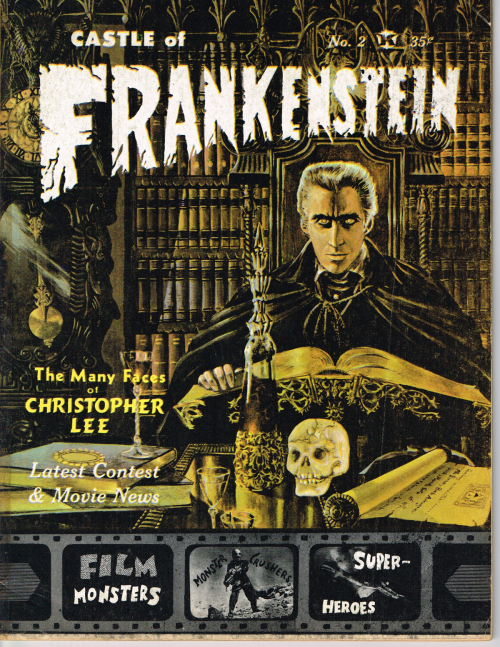Castle of Frankenstein Issue 2