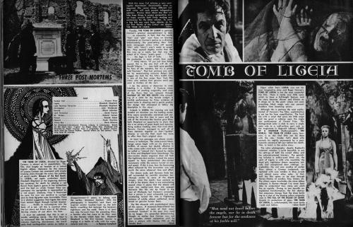 Castle of Frankenstein Issue 7