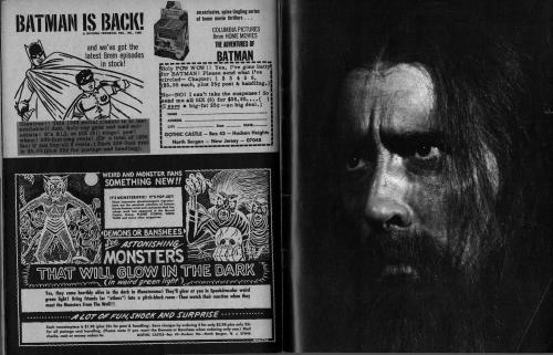 Castle of Frankenstein Issue 8