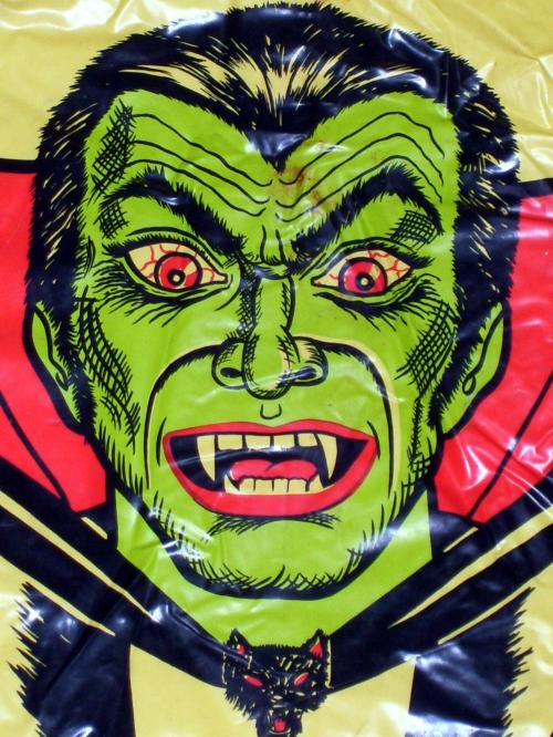 Dracula poncho ben cooper