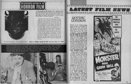 Castle of Frankenstein Issue 12