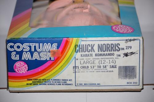 Chuck norris costume auntielee1927 1