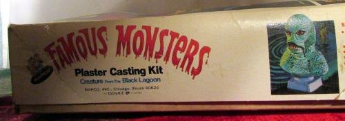 Rapco creatures plaster casting kit