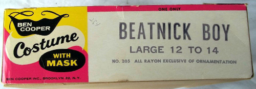 Beatnik costume nanticokecottageantiques 4