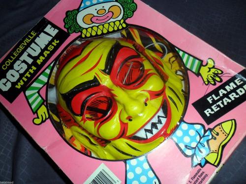 Devil mask collegeville batsblood 2