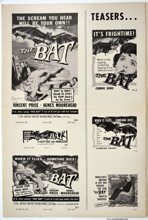 The bat pressbook 001
