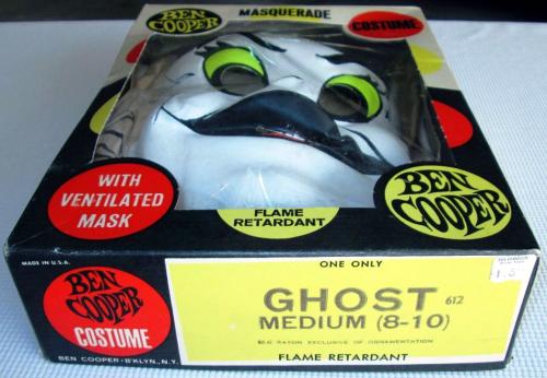 Gus Ghost Halloween Costume 5