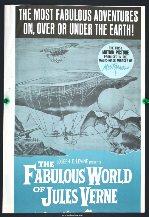 Fabulous World of Jules Verne Herald 001