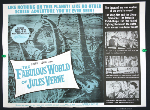 Fabulous World of Jules Verne Herald 002