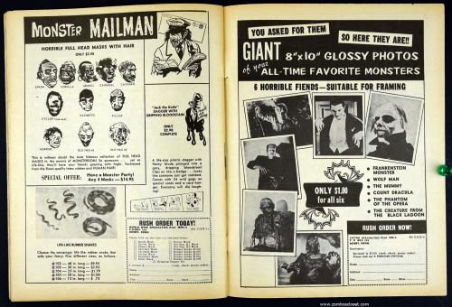 Mad Monsters Magazine 00001