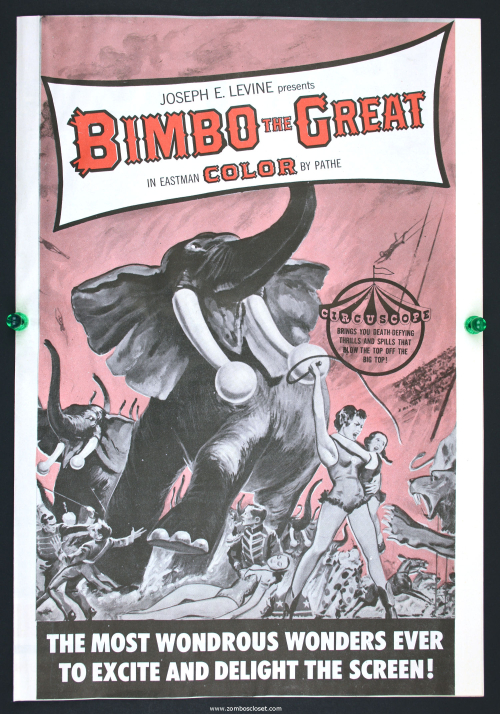 Bimbo the Great Herald 001