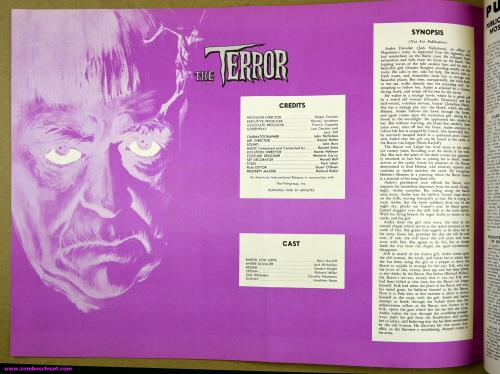 The Terror Pressbook 002