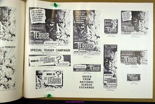 The Terror Pressbook 009