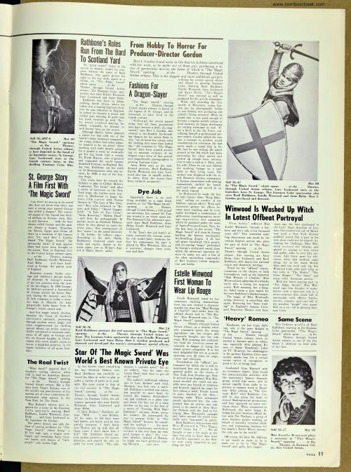 The Magic Sword Pressbook 011