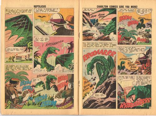 Reptilicus Comic Issue 2_xxx_0008