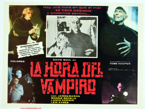 Salems Lot lobby card