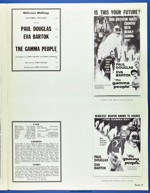 The Gamma People Pressbook 09