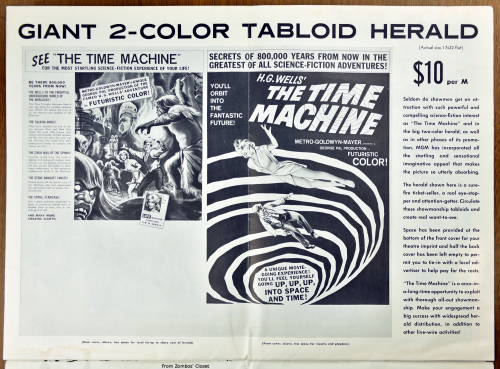 The Time Machine Pressbook 15