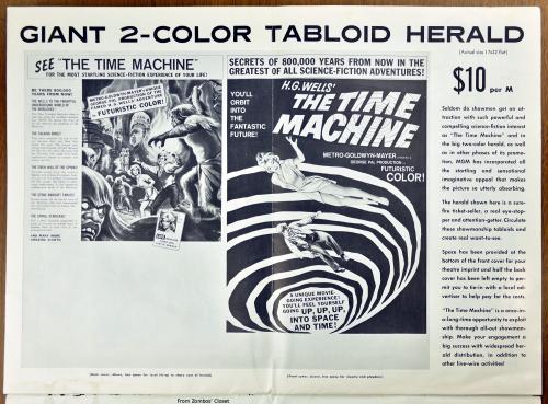 The Time Machine Pressbook 15