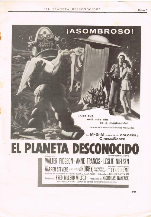 Forbidden Planet Spanish Pressbook_000001