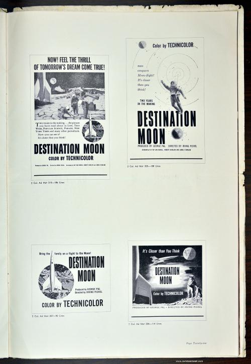 Destination Moon Pressbook 14