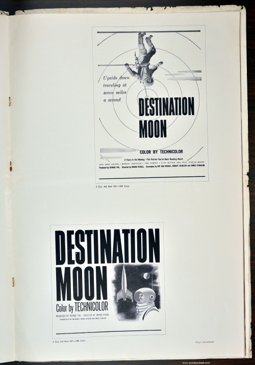 Destination Moon Pressbook 14