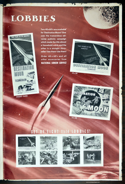 Destination Moon Pressbook 28