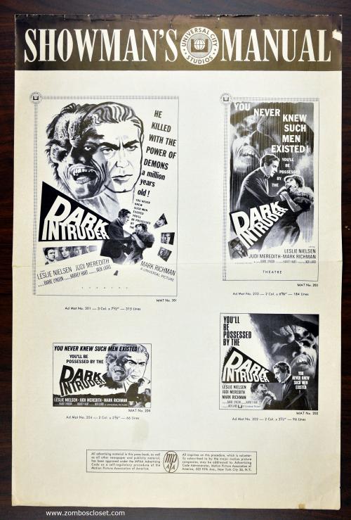 Dark Intruder Pressbook 01