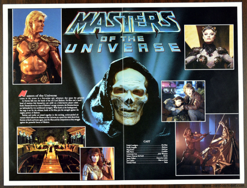 Masters of the universe 01