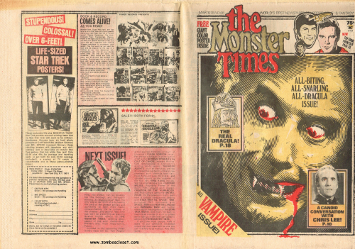 The Monster Times Issue 46