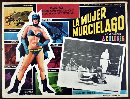 Bat-woman