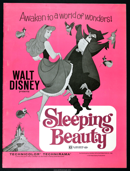Sleeping Beauty Pressbook 00001