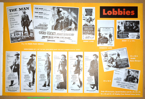 Man from Laramie Pressbook 07