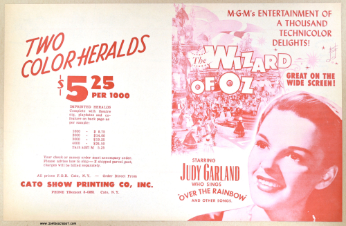 Wizard of oz herald 1