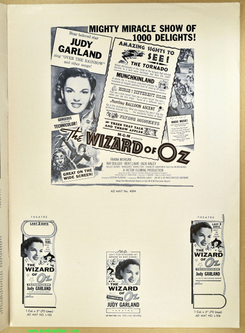 Wizard of Oz Pressbook 01