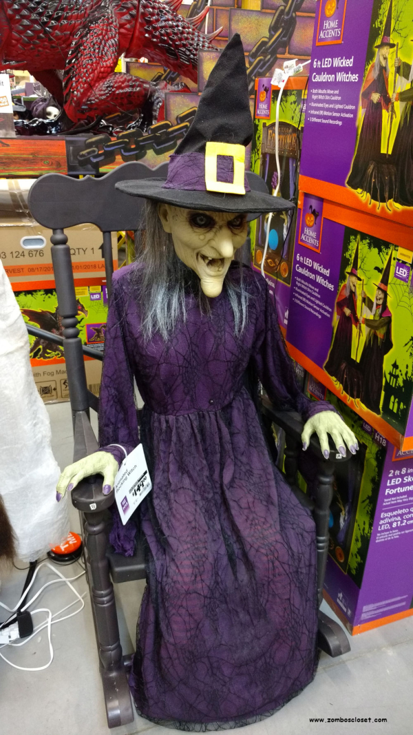 Halloween 2018 Sighted At Home Depot From Zombos Closet
